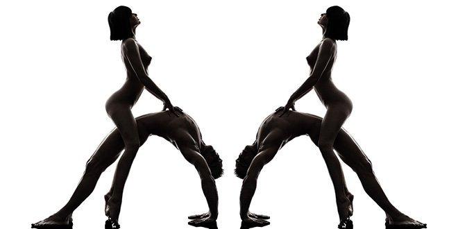 Sexo, las posturas mas imaginativas